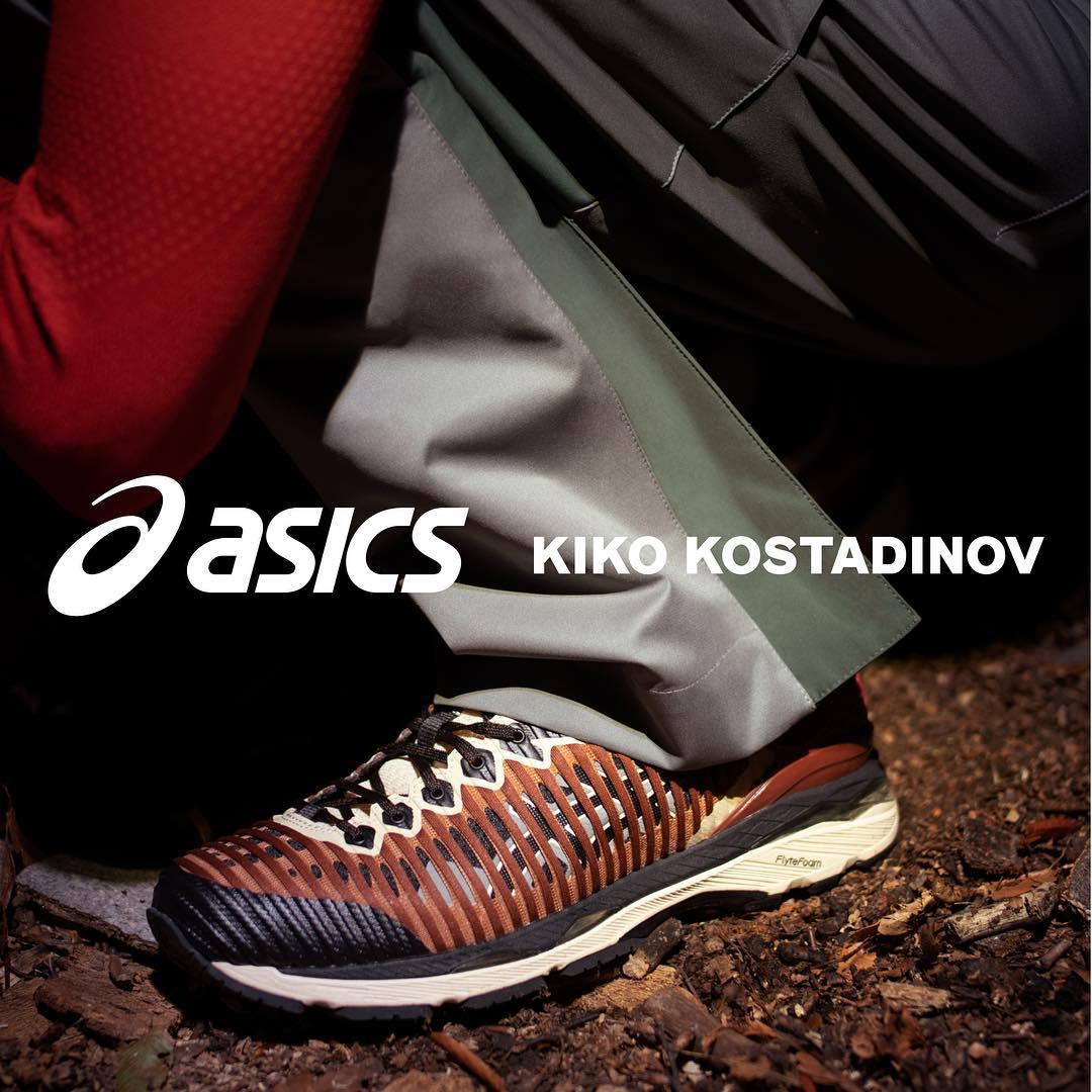 Kiko Kostadinov x ASICS GEL-DELVA 即将于本周发售  秋11月 第3张