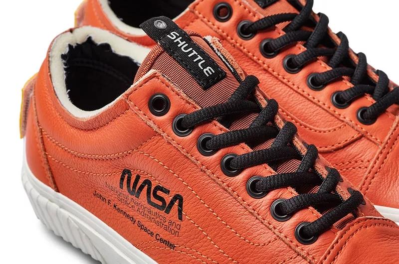 Vans x NASA出了双sneaker 穿着它飞上太空吧  秋11月 第6张