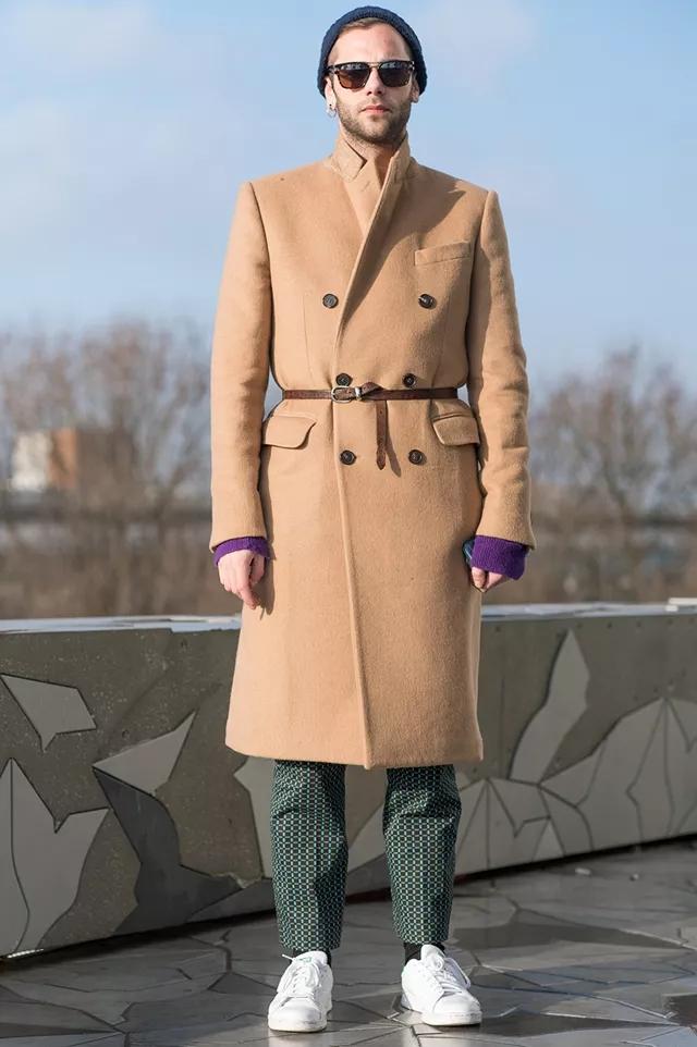 大衣怎么穿才有型?时尚博主们来支招了  秋11月 第19张