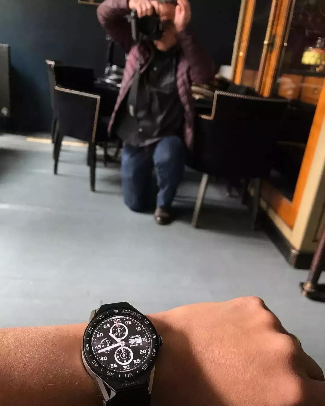 不同场合、不同风格,一块智能腕表就能帮你全部解决  秋11月 第20张