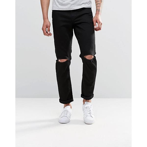 就靠T恤+破洞牛仔裤 这个夏天你简直时髦要上天  夏6月 第4张