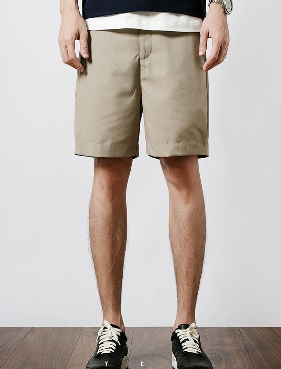 没有短裤夏天怎么过!这些款式你都备齐了吗?  春5月 第8张