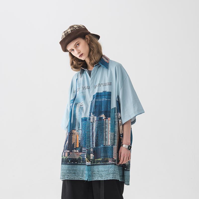 时尚印花如何搭?夏季雅痞绅士范穿搭示范  搭配 第3张