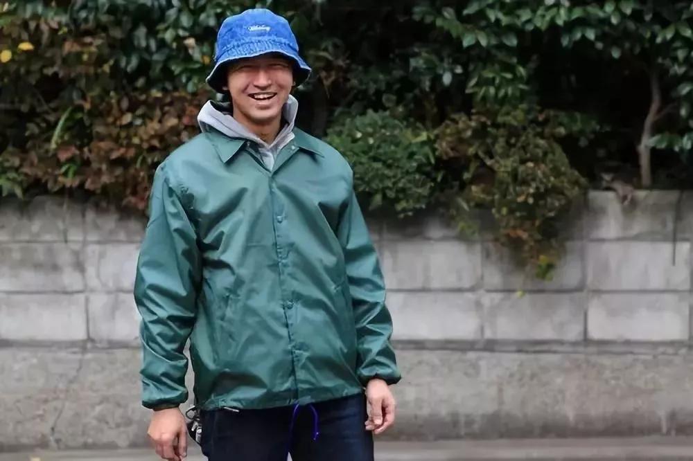 防风防雨,教练夹克安排下  秋11月 第11张