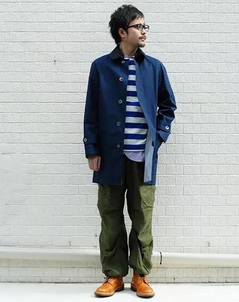 男生要怎么搭配裤子和鞋子?不止关系到腿长  秋10月 第23张