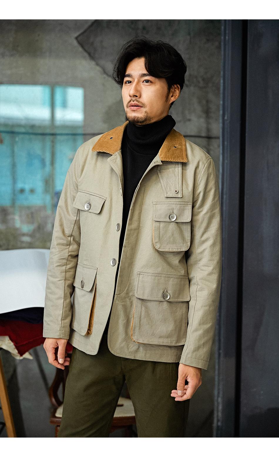复古风格依旧耐人寻味,熟男应该这样穿  秋11月 搭配 第1张