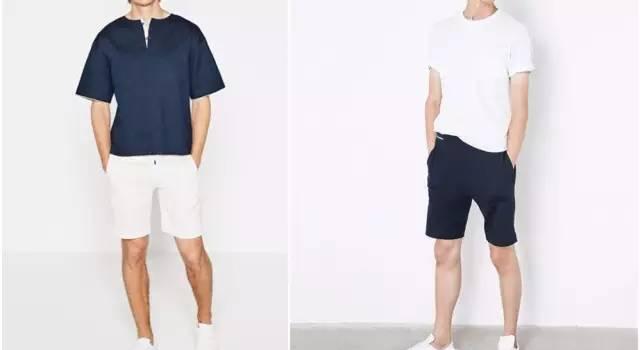 冷知识 | 男生短裤多长最有型?这样穿短裤才是翩翩公子  夏6月 第7张
