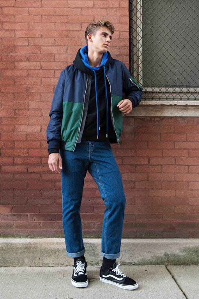 夹克收集狂:夹克永远穿不够!没有它们怎么算入冬?  秋11月 第7张