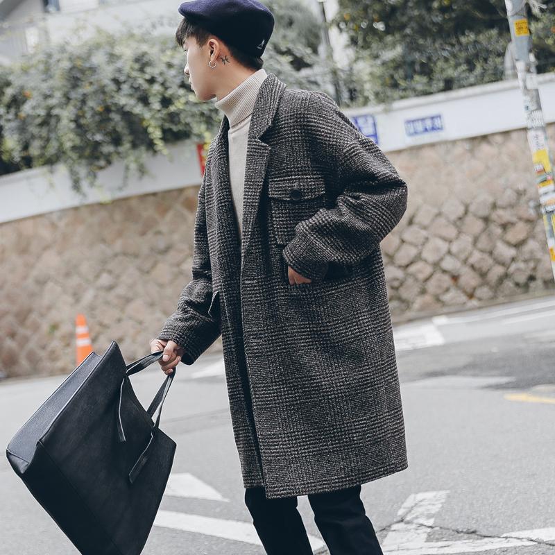 每个男生都是大衣控,冬天少了大衣怎么行?!  秋11月 第8张