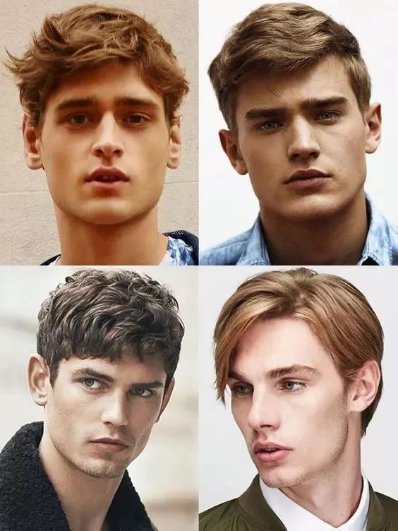 你的脸型适合什么样的发型?  秋11月 第18张