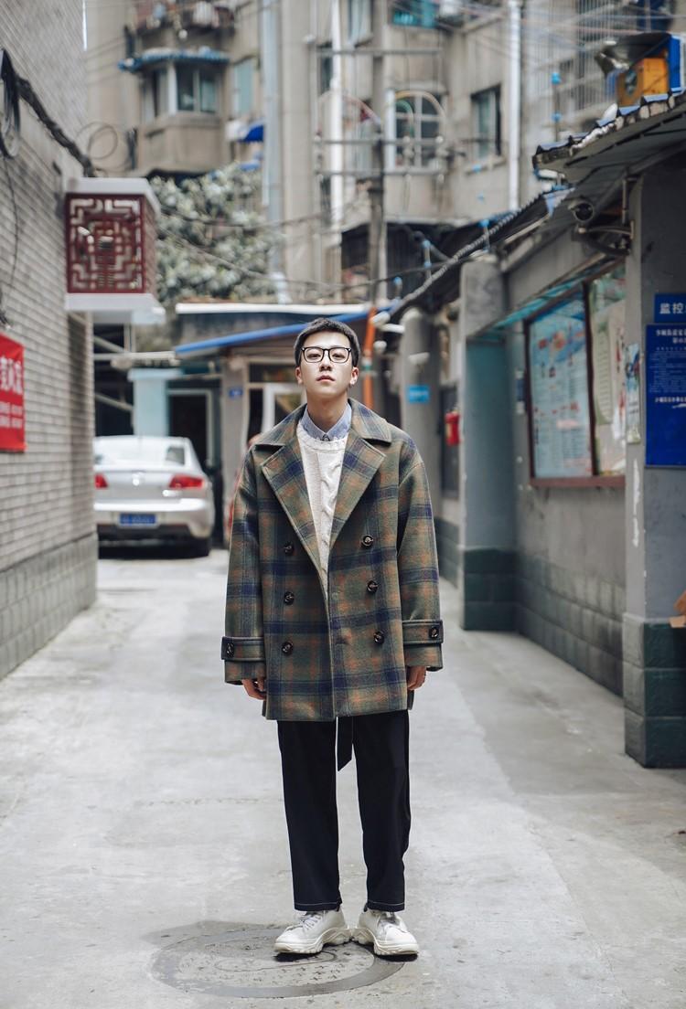 每个男生都是大衣控,冬天少了大衣怎么行?!  秋11月 第2张