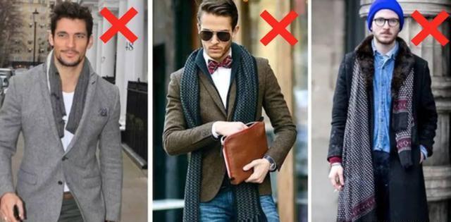 男士围巾到底有多重要?冬天要来了你不来一条嘛!  秋11月 第7张
