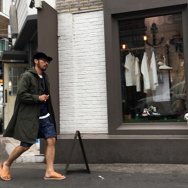 Daily Lookbook | VOL.3 型男大叔的日常穿搭  夏7月 第4张