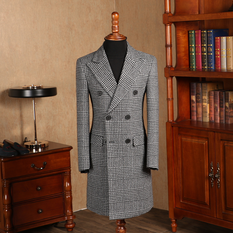大衣怎么穿才有型?时尚博主们来支招了  秋11月 第27张