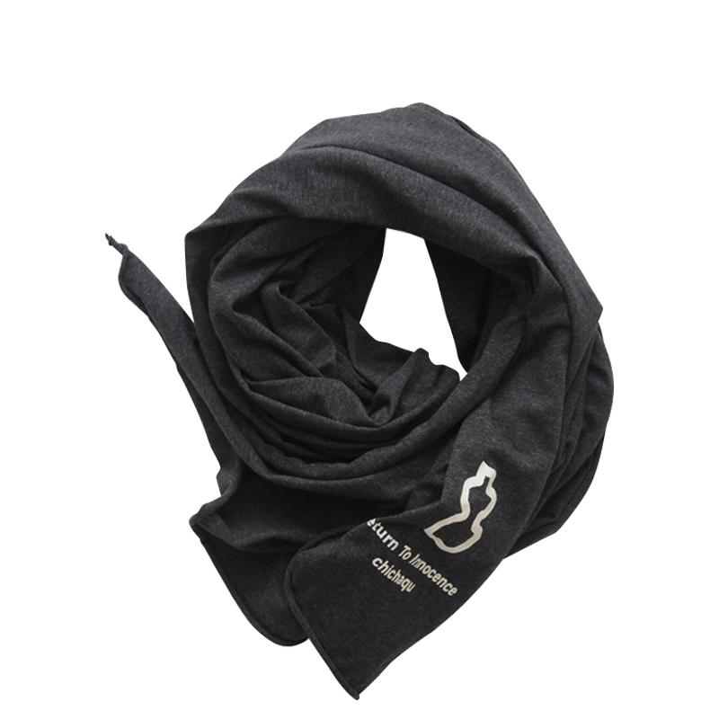 男士围巾到底有多重要?冬天要来了你不来一条嘛!  秋11月 第24张