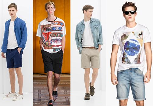 冷知识 | 男生短裤多长最有型?这样穿短裤才是翩翩公子  夏6月 第5张
