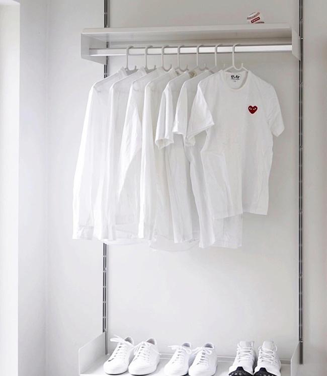 文末付彩蛋,买了好的 T 恤你要怎么穿才有型?  夏6月 第1张