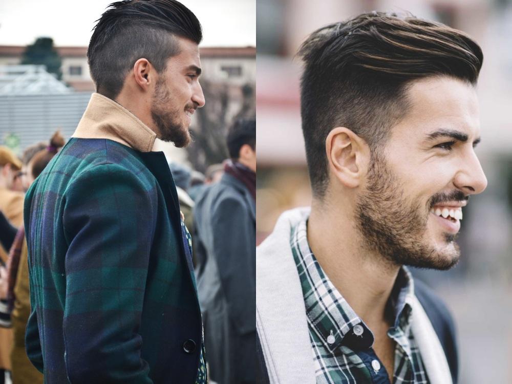 冬季多情,换一款男士铲青发型来撩妹吧~  秋11月 第27张