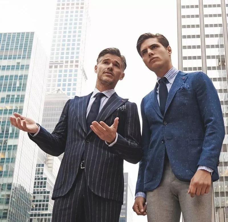 《创业时代》的男人 会穿搭吗?  秋11月 第33张