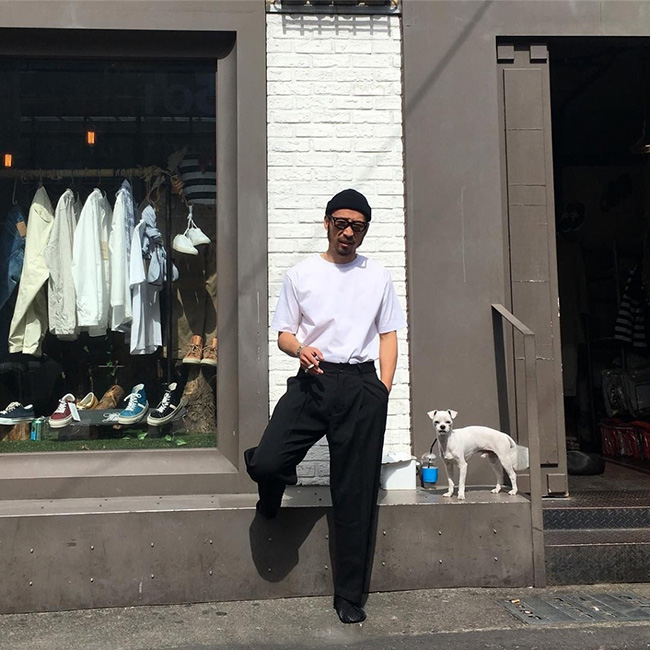 Daily Lookbook | VOL.3 型男大叔的日常穿搭  夏7月 第7张