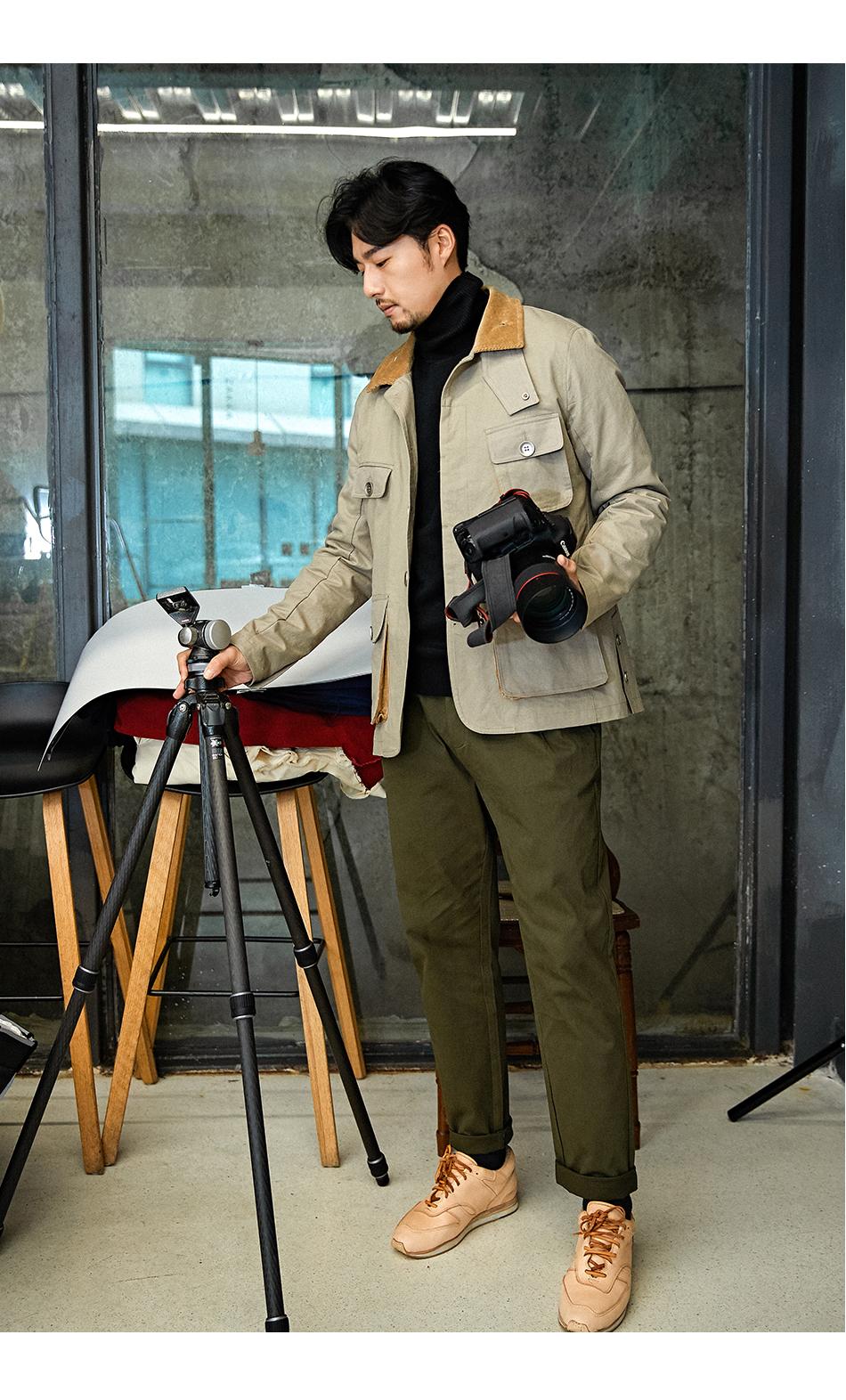 复古风格依旧耐人寻味,熟男应该这样穿  秋11月 搭配 第2张