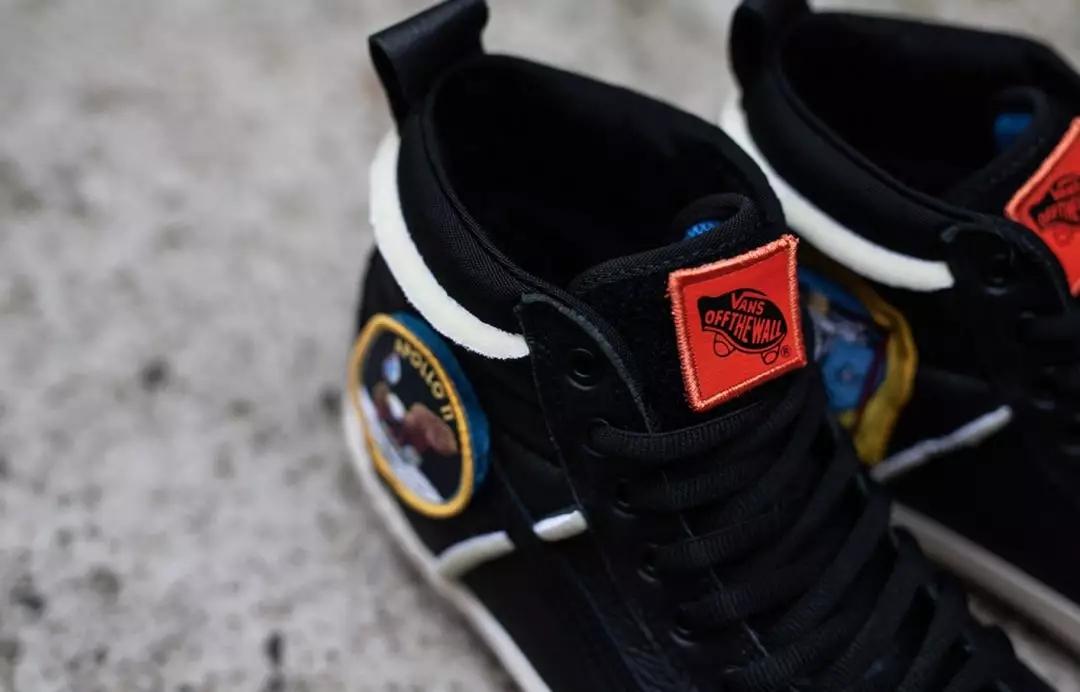 Vans x NASA出了双sneaker 穿着它飞上太空吧  秋11月 第3张