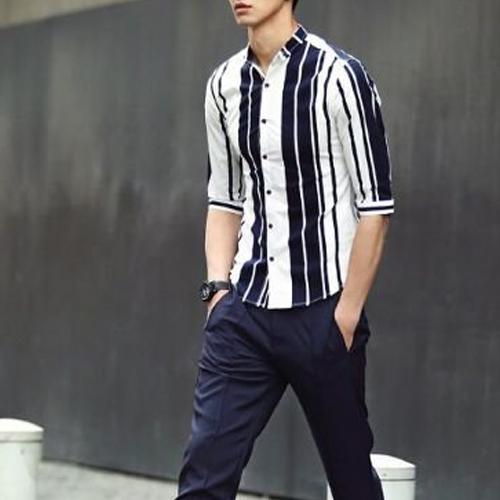 夏季穿衣 男人要学会用条纹点缀魅力  夏6月 第1张