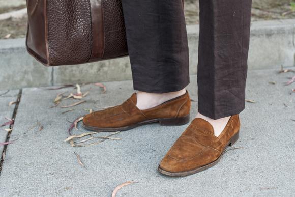 裤子长度大有讲究,露脚踝到底对不对?  夏7月 第7张