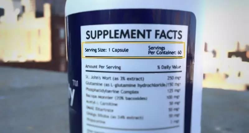运动补剂上的营养标签你真的看懂了吗?  夏7月 第3张